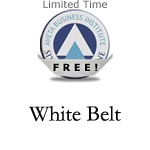 White Belt Certification